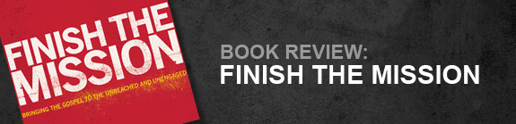 Book Review: Finish The Mission