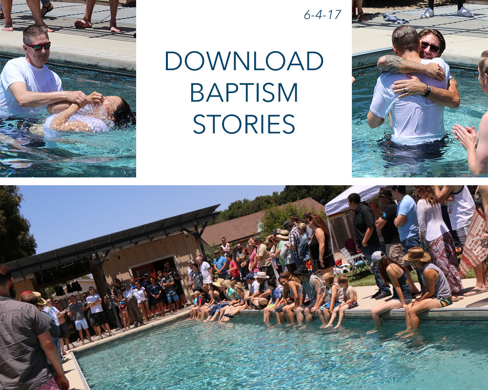 Download Baptism Stories