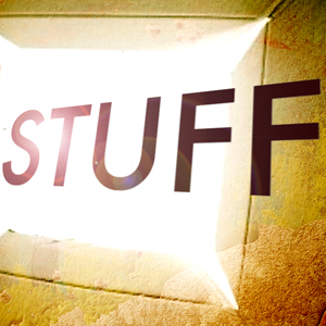 Sermon Series: Stuff